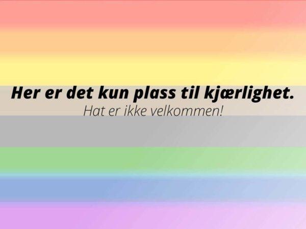 Nynazister i Moss og Fredrikstad på lørdag FRI-oppfordring til folk, butikkeiere, venner og allierte: Gjør som Moss kommune - heis regnbueflagget til topps i Østfoldbyene denne helga!