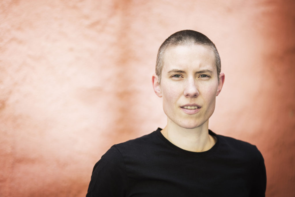 Kristin Fridtun fotograf Lene Sørøy Neverdal