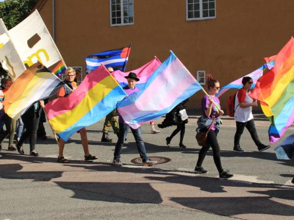 Parade flagg