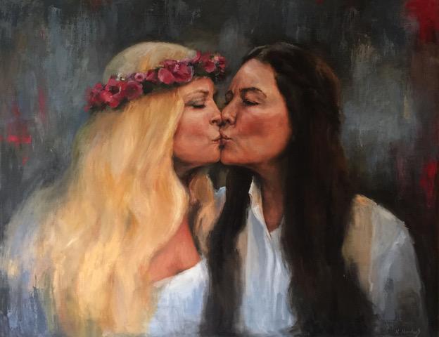 Pride Art Bryllup Kari Nordnes